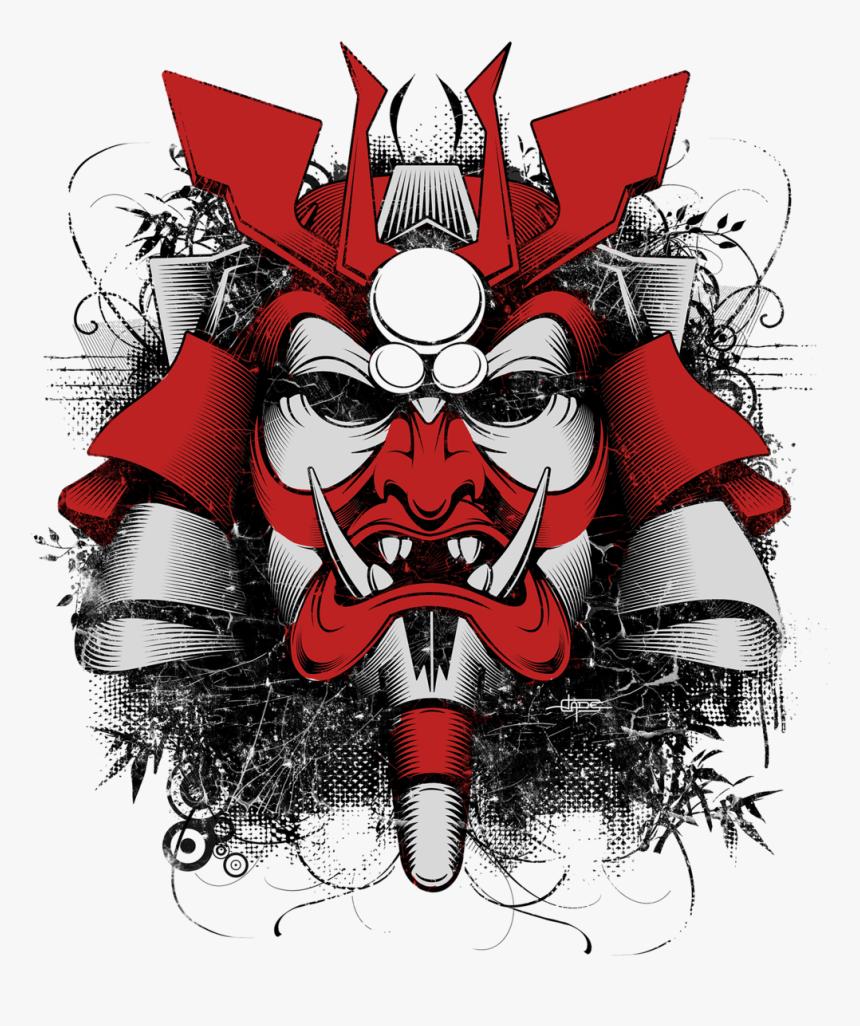 Clip Art Japanese Samurai Mask Japanese Samurai Mask Art Hd Png Download Transparent Png Image Pngitem