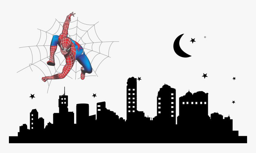 Predio Homem Aranha Png Cidade Homem Aranha Desenho