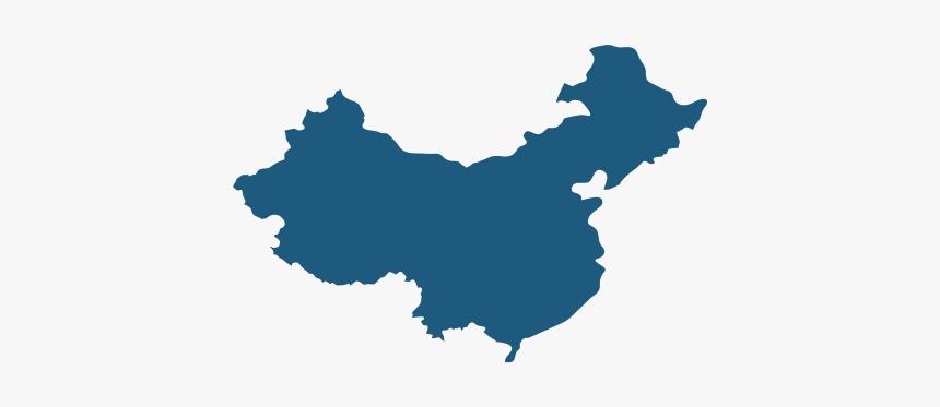 Flag Of China World Map Transparent China Map Blue Hd Png Download Transparent Png Image Pngitem