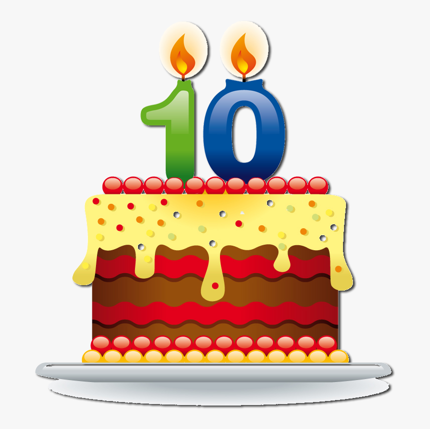 Fabulous Birthday Cake Clip Art 10Th Birthday Cake Clipart Hd Png Funny Birthday Cards Online Inifodamsfinfo