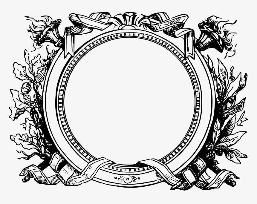 Ornate Frame Clipart Hd Png Download Transparent Png Image Pngitem