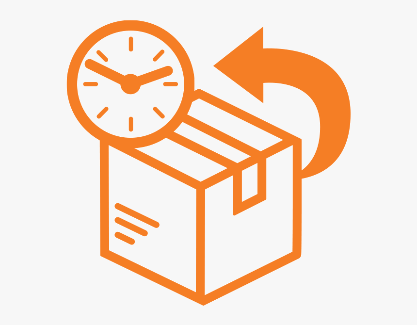 How Long Do I Have To Return My Product For Refund - Return Png Product  Icon, Transparent Png , Transparent Png Image - PNGitem