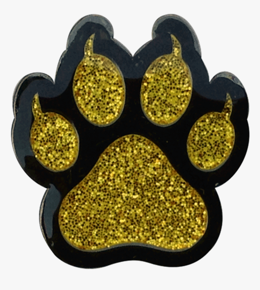 Cat Paw Print Gold Ball Marker Hat Clip Black And Gold Paw Print Hd Png Download Transparent Png Image Pngitem Its resolution is 1200x1095 and the resolution can. cat paw print gold ball marker hat