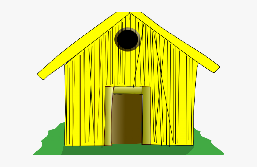 Straw House Cliparts - Straw House Cartoon Png ...