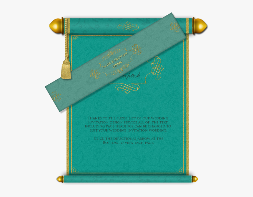 Email Wedding Card Hindu Marriage Card Design Hd Png