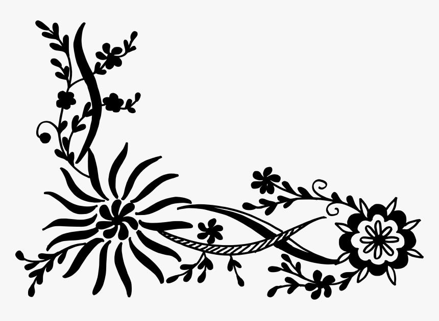 corner vector floral png transparent png transparent png image pngitem corner vector floral png transparent