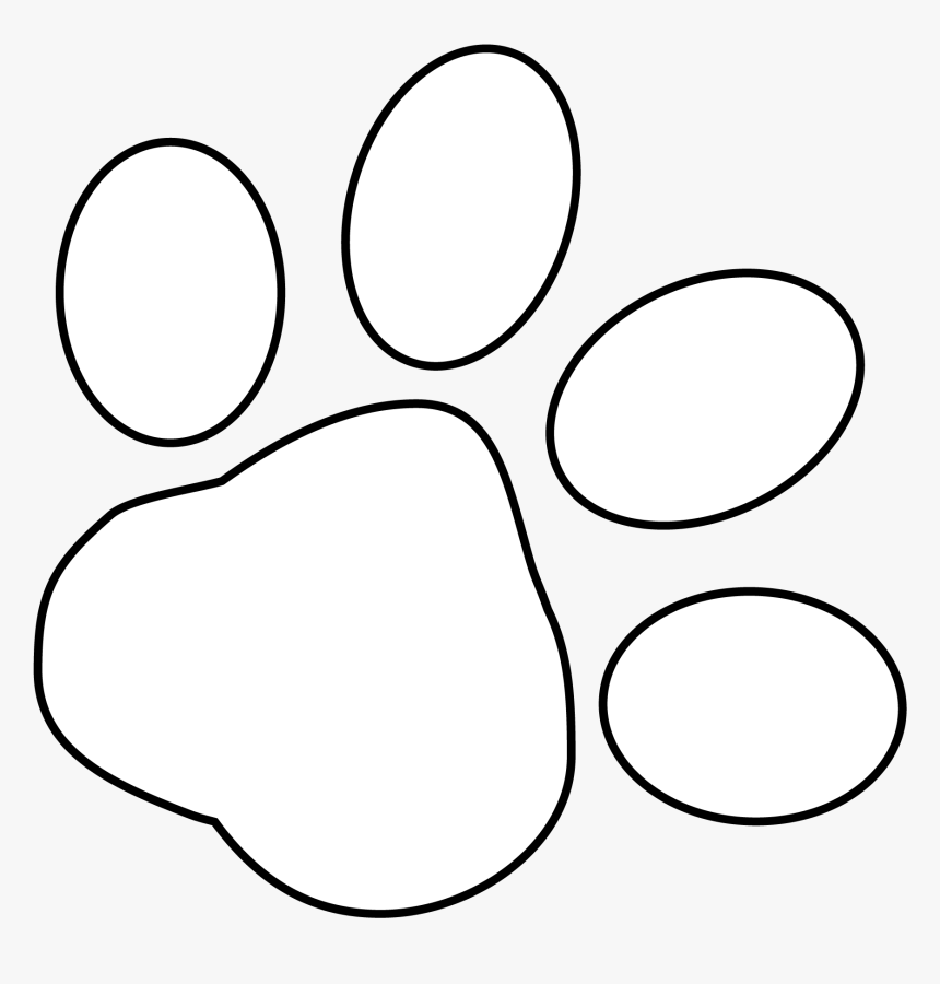 Pawprint White Paw Print Clipart Hd Png Download Transparent Png Image Pngitem Icon in.svg,.eps,.png and.psd formats how to edit? pawprint white paw print clipart hd