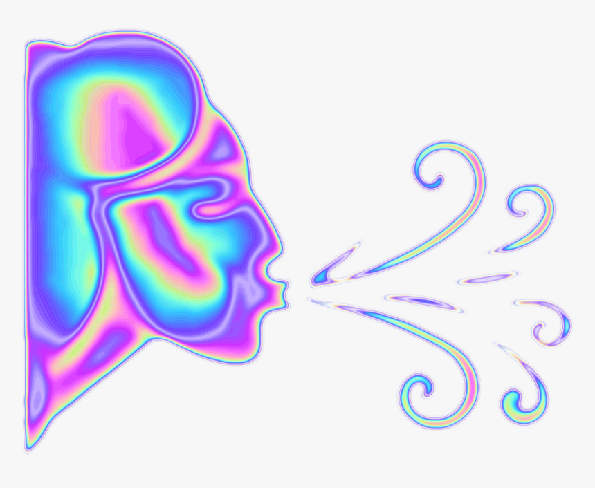 Holo Holographic Blowing Emoji Smoke Wind Freetoedit Illustration Hd Png Download Transparent Png Image Pngitem How to get all emoji? holo holographic blowing emoji smoke