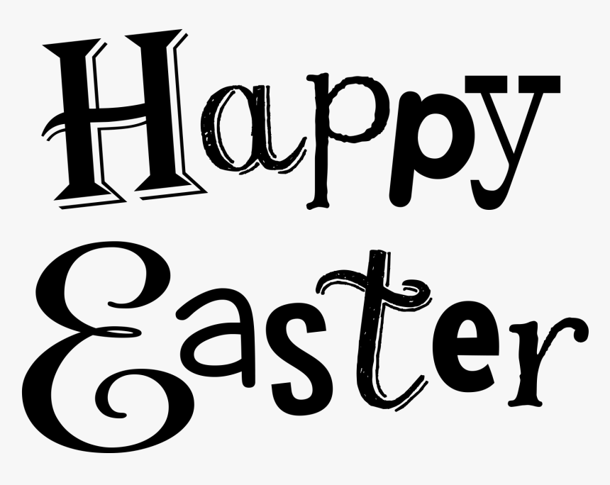 Religious Christmas Clip - Happy Easter