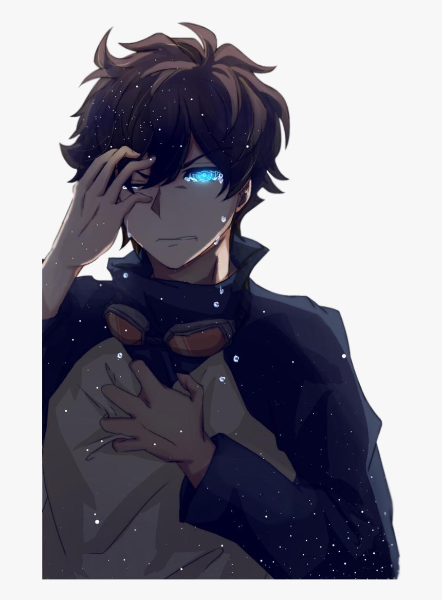 Cool Anime Boy Hd Png Download Transparent Png Image Pngitem