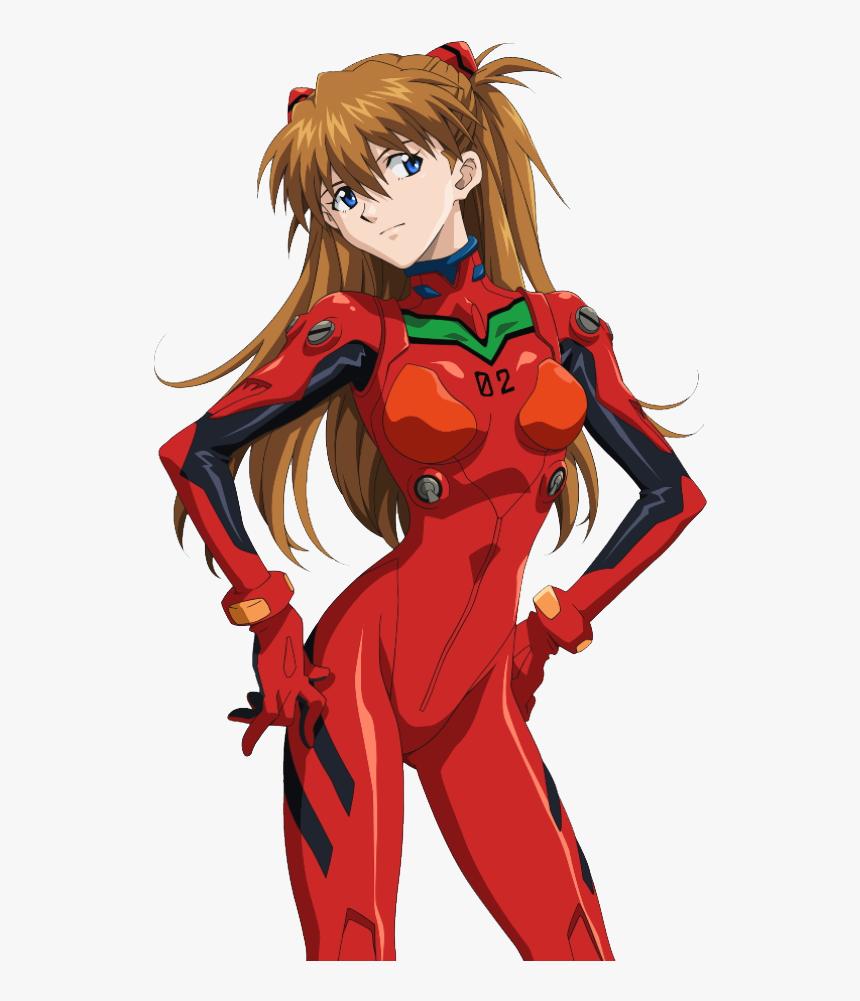 Asuka Langley Soryu Neon Genesis Evangelion, HD Png ...