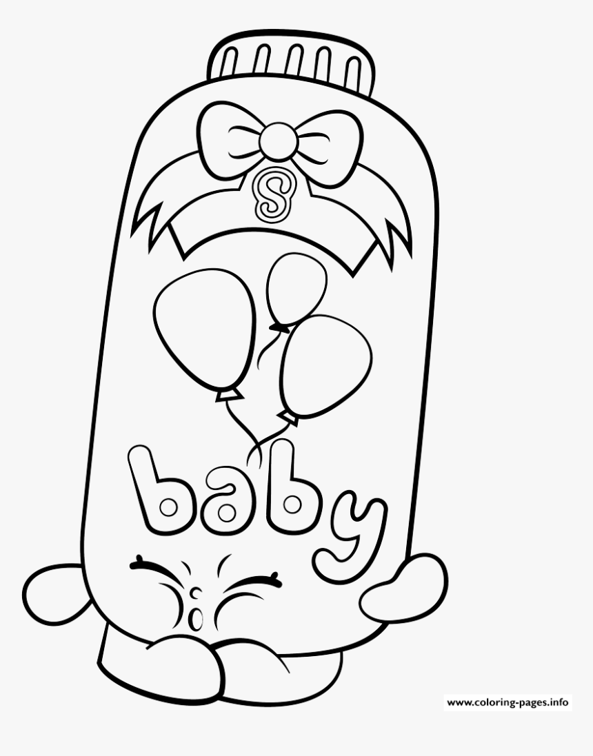 25 Shopkin Coloring Pages - Coloring Pages | 1097x860