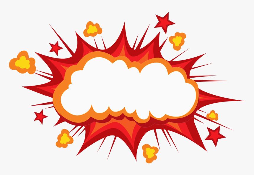 Explosion Clip Art