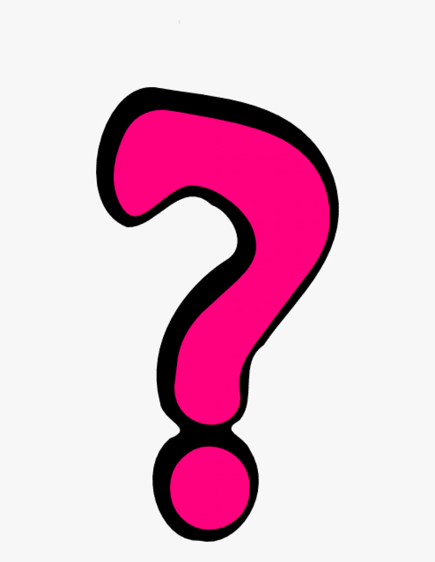 Free Png Download Question Marks Png Png Images Background