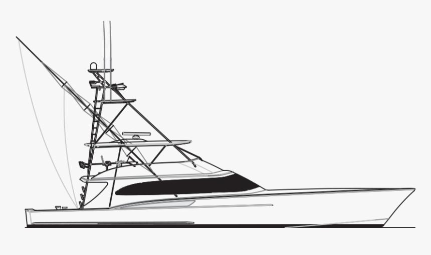 Download Jarrett Bay Fishing Boat Line Art Hd Png Download Transparent Png Image Pngitem