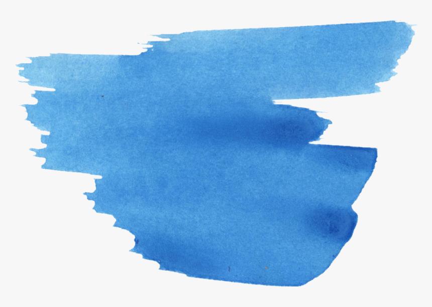 3 Vector Brush Blue Paint Stroke Transparent Background Hd Png Download Transparent Png Image Pngitem