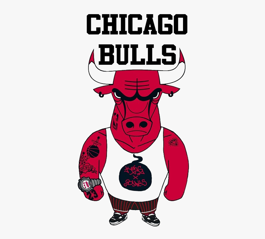 Bulls Drawing Logo Png Images Chicago Bull Transparent Png