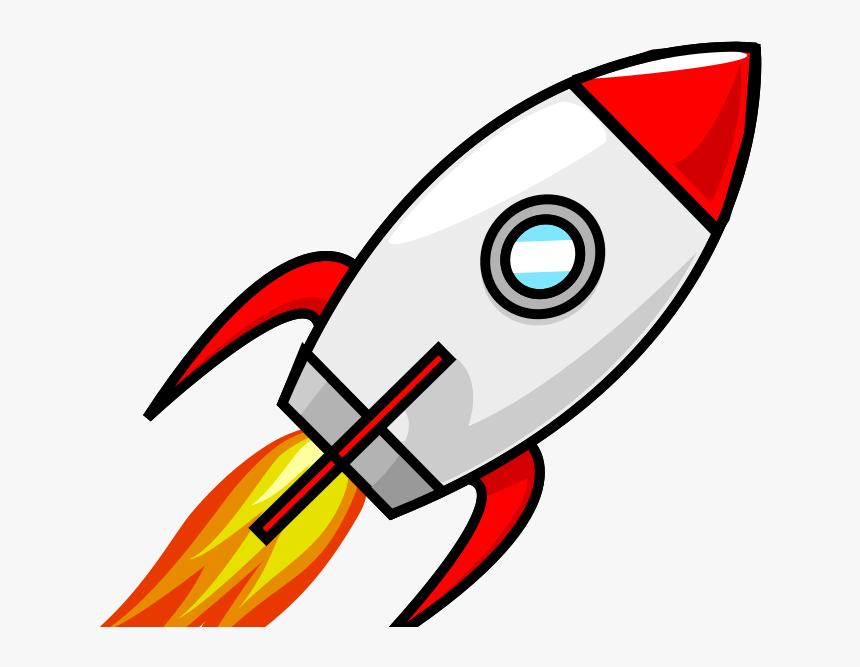 Multiplication Clipart 1to Transparent Background Rocket Ship