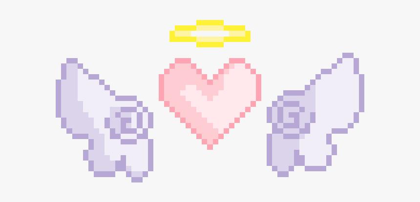 Pixel Angel Heart Love Real Madrid Logo Pixel Art Hd