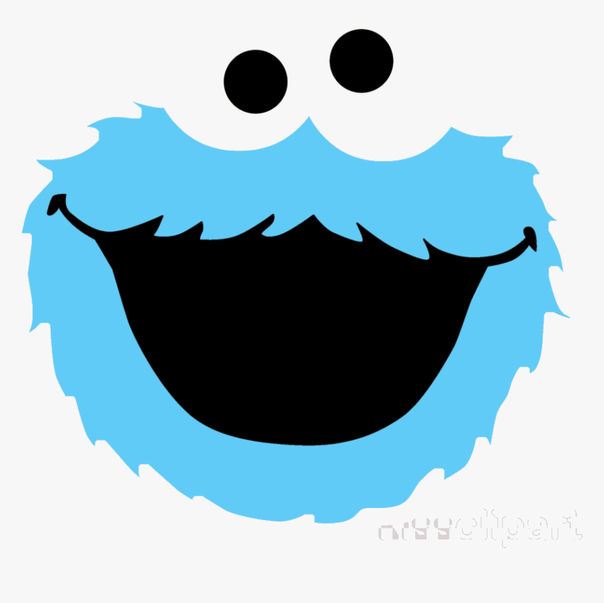 Cookie Monster Clipart Biscuits Clip Art Transparent