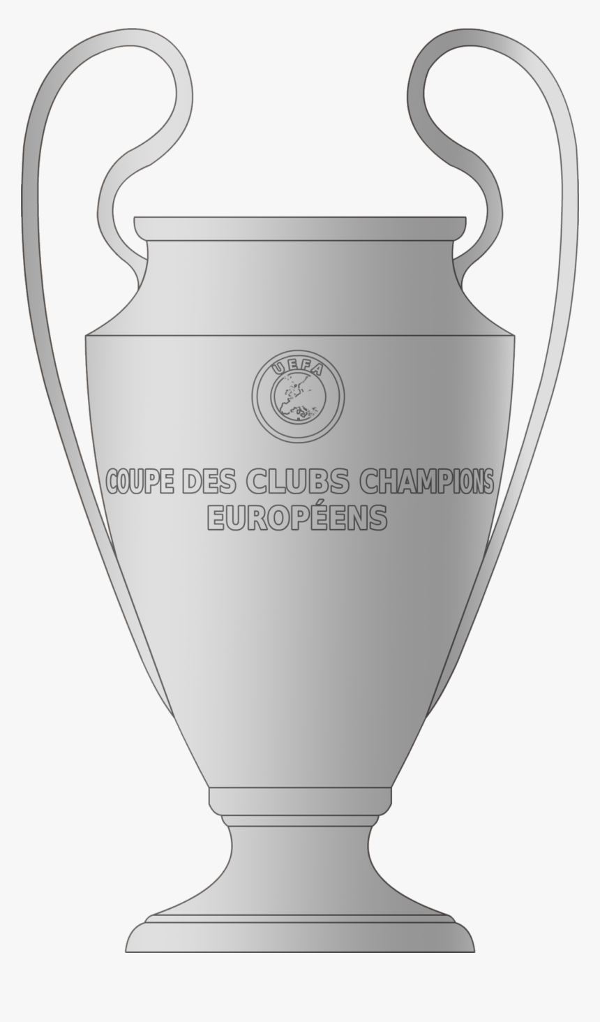 champions league trophy drawing png download champions league trophy drawing transparent png transparent png image pngitem champions league trophy drawing png