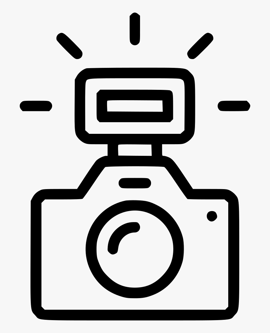 Transparent Flash Clipart Camera With Flash Icon Hd Png Download Transparent Png Image Pngitem