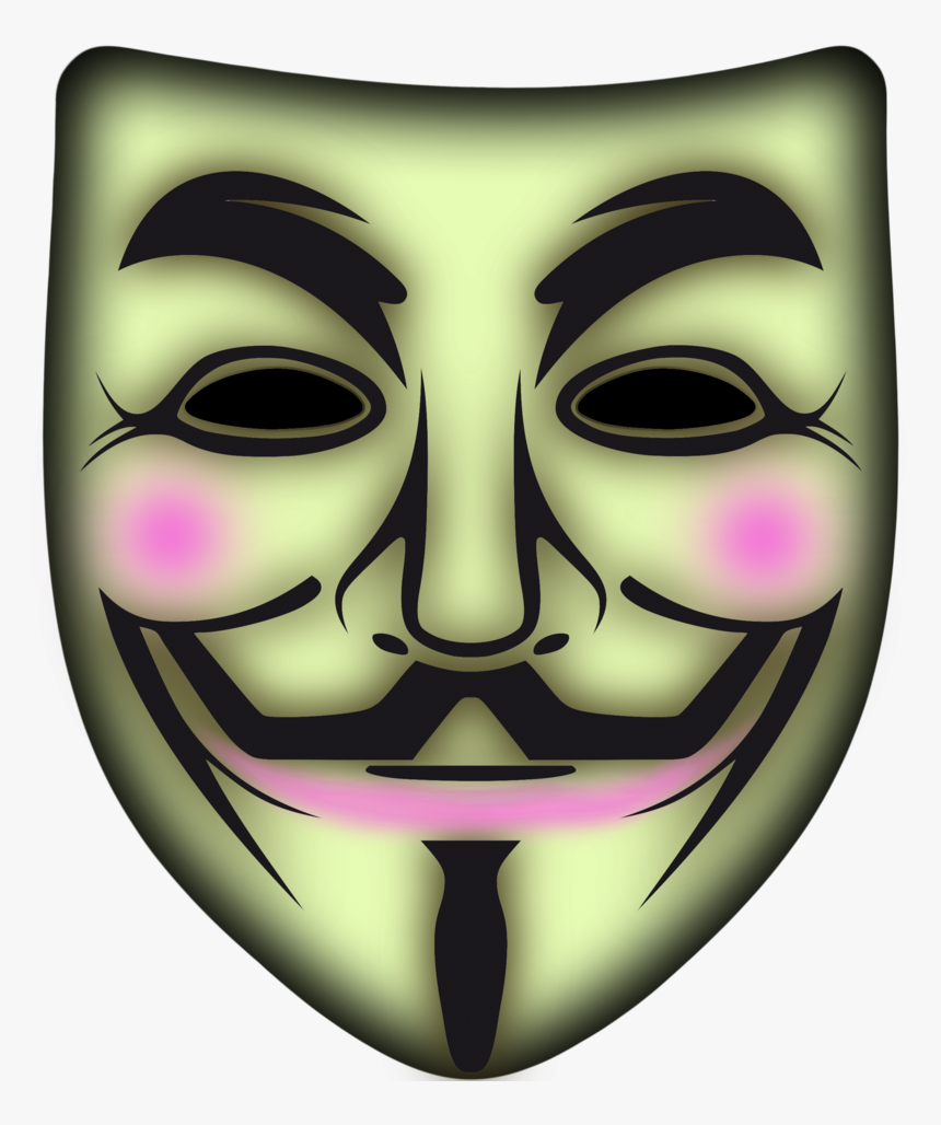 Anonymous Mask Png Images With Transparent Backgrounds V For