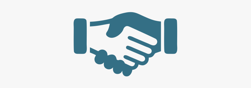 Handshake Icon - Build Trust Logo Png, Transparent Png ...