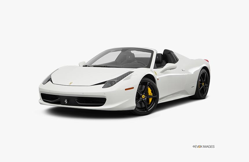 Transparent Ferrari Horse Png 2015 Ferrari 458 Spider White Png Download Transparent Png Image Pngitem