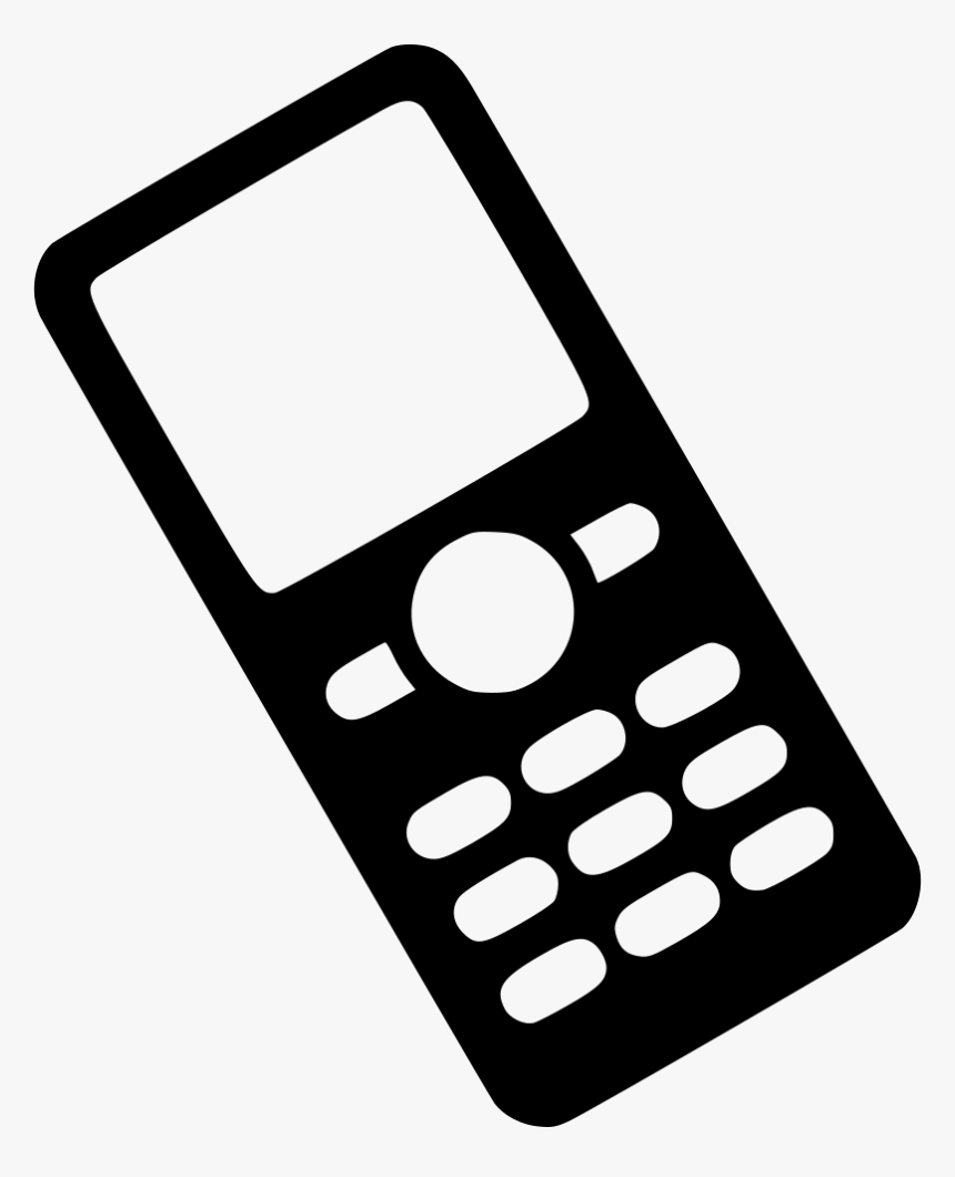 Transparent Cell Phone Icon Png Cell Phone Png Icon Png Download Transparent Png Image Pngitem