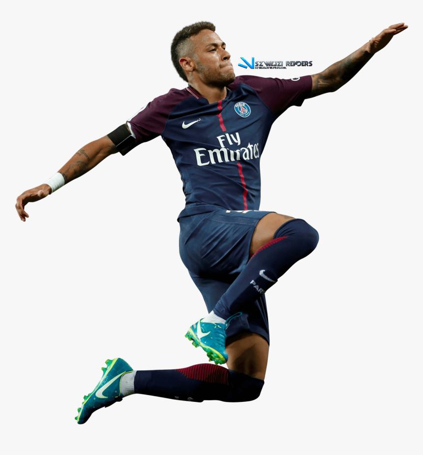 Neymar Png 2018 Psg By Szwejzi Clipart Image Neymar With White Background Transparent Png Transparent Png Image Pngitem