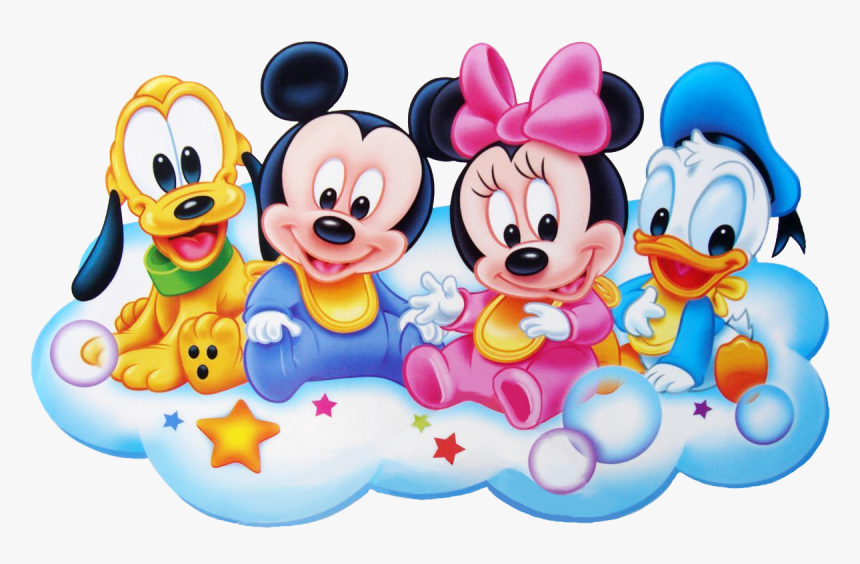 Baby Mickey Mouse Png Baby Minnie And Mickey Mouse Love