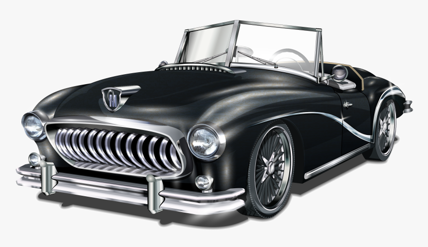 Car Cars Vector Vintage Classic Hd Image Free Png Clipart Happy Birthday Car Card Transparent Png Transparent Png Image Pngitem