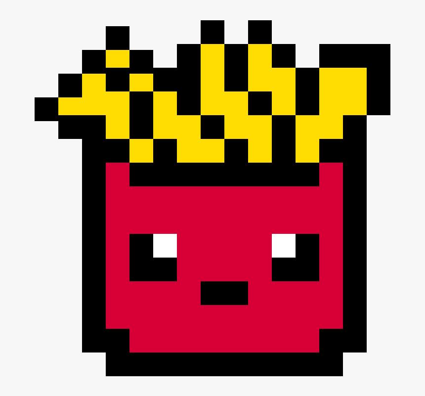 Pixel Art Mcdonald S Png Download Cute Pixel Art Food