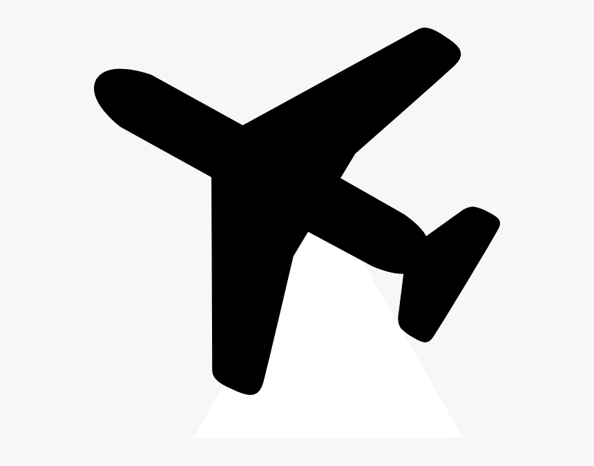 Airplane Clipart Black Hd Png Download Transparent Png Image