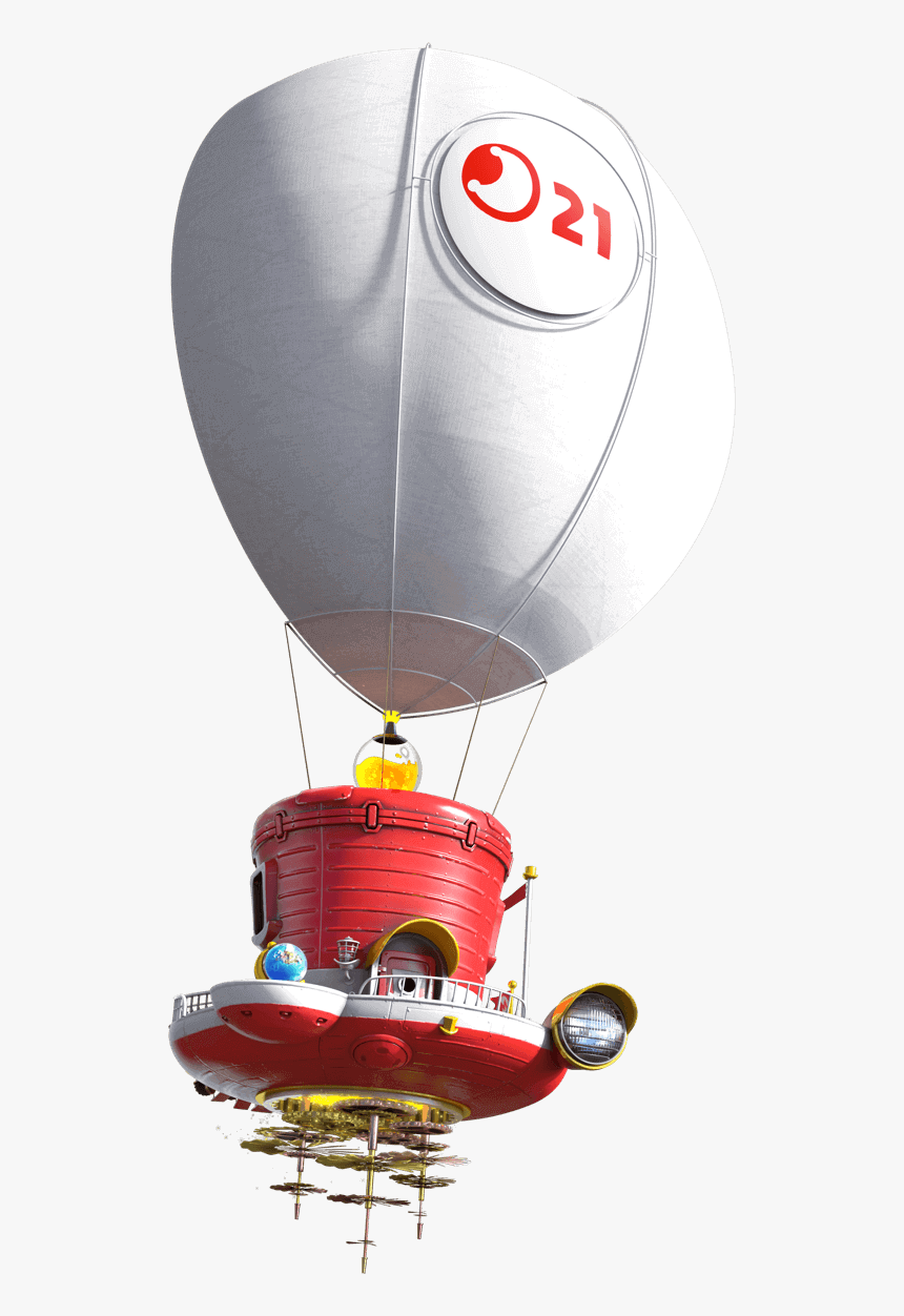 Super Mario Odyssey Ship Png Download Super Mario Odyssey The