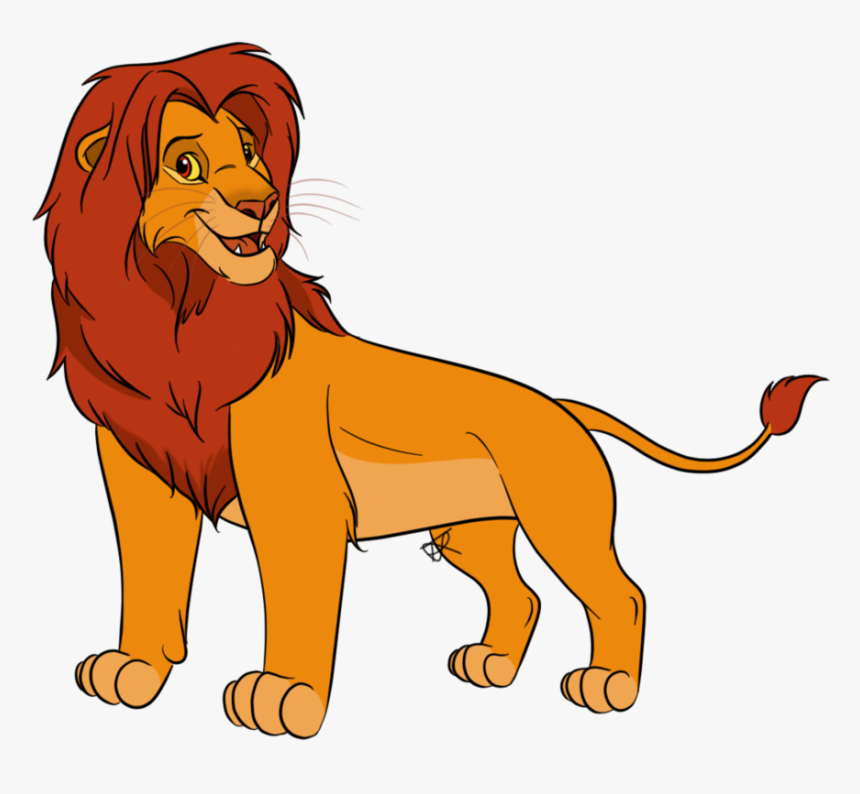 The Lion King Clipart Simba Cartoon Lion King Simba Hd Png Download Transparent Png Image Pngitem He knew for a fact that nala would win and he couldn't face the tickling, especially on his paws! the lion king clipart simba cartoon