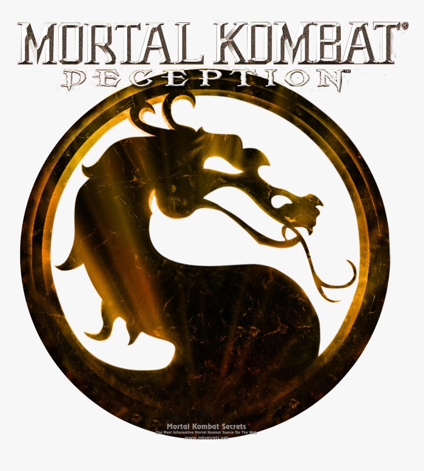 Mortal Kombat Deception Logo Mortal Kombat Deception Logo Png