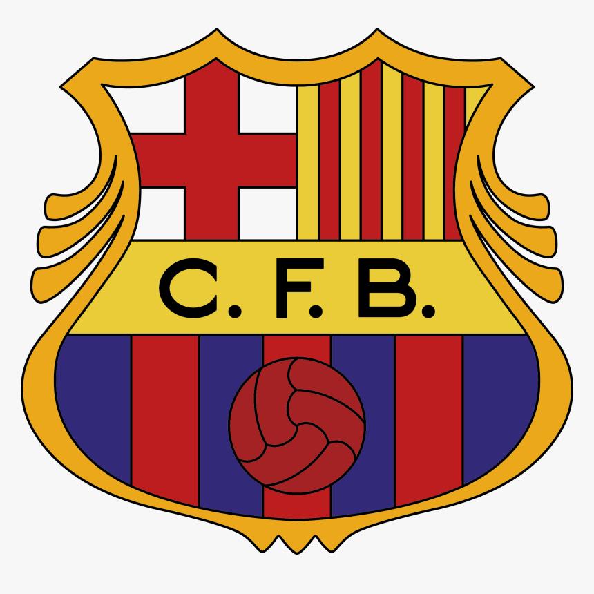 Fc Barcelona Logo 1960 Hd Png Download Transparent Png Image Pngitem