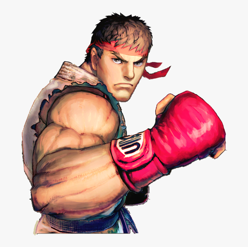 Character Select Ultra Street Fighter 4 Portraits Super