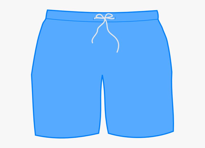 Clipart Short Pants - Shorts Clipart, HD Png Download , Transparent Png  Image - PNGitem