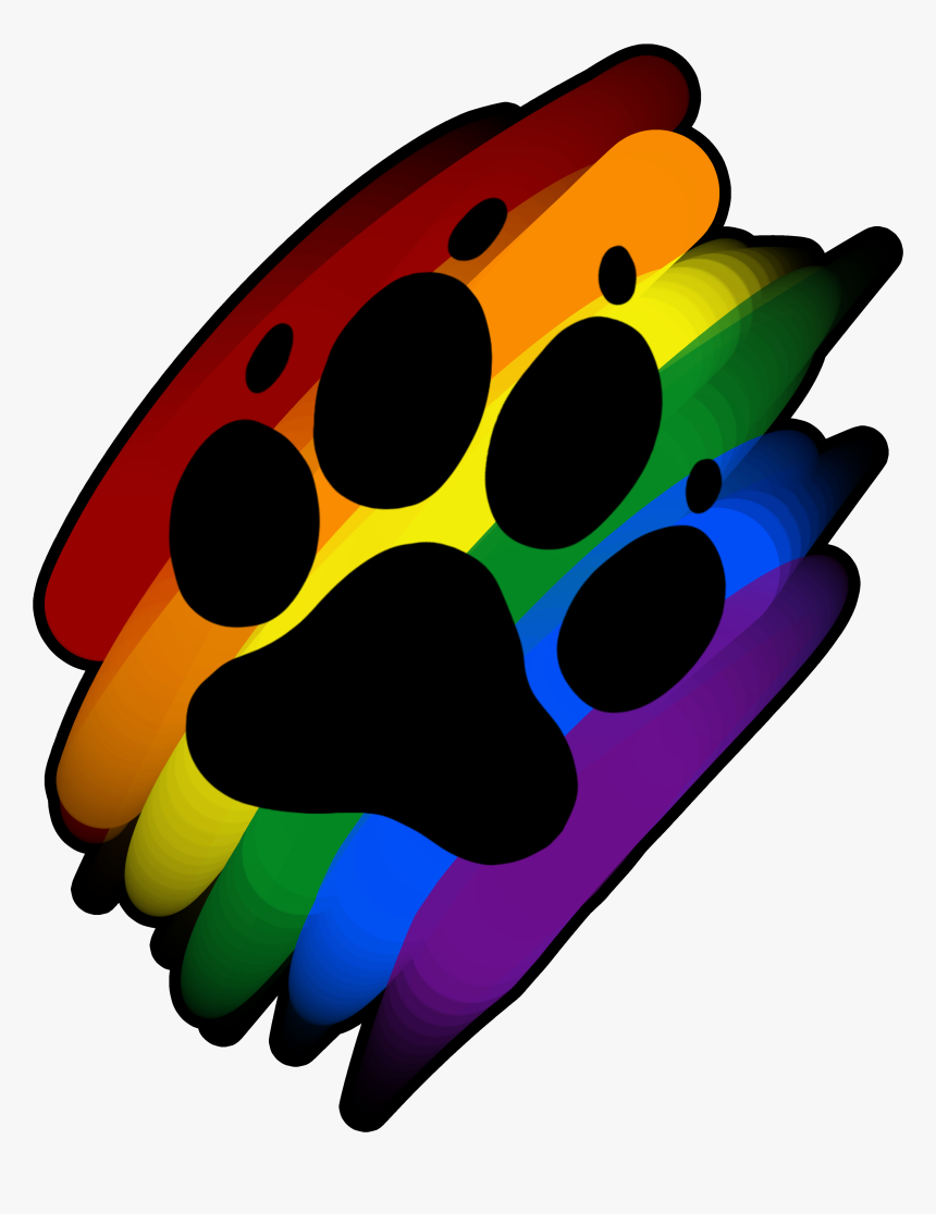 Rainbow Paw Print Art Hd Png Download Transparent Png Image Pngitem Seeking for free paw print png png images? rainbow paw print art hd png download