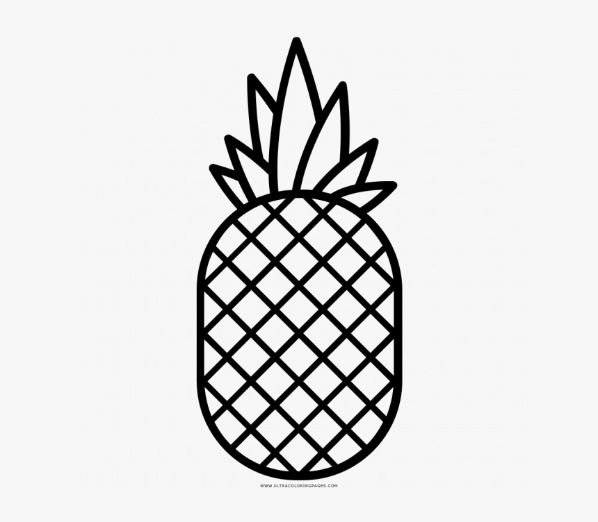 - 50 Fabulous Pineapple Coloring Sheets Image Inspirations - Oven Mitt  Clipart Black And White, HD Png Download , Transparent Png Image - PNGitem