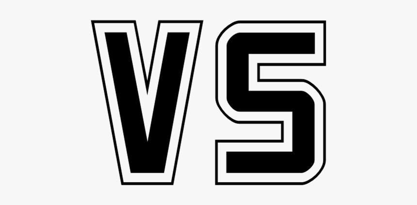 Versus Sign Vs Png Transparent Png Transparent Png Image