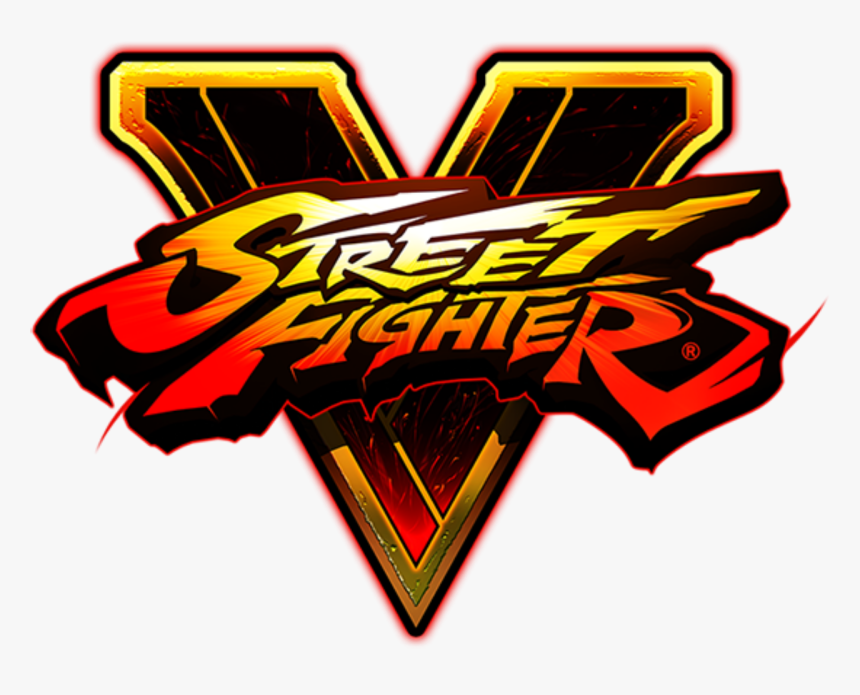 Vs Street Fighter Png Street Fighter V Logo Vector Transparent