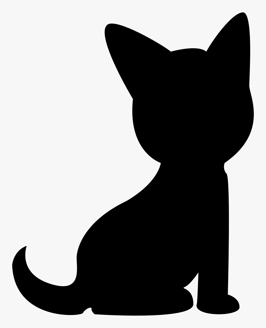 Dog Puppy Silhouette Svg Png Icon Free Download Cat Icon Png