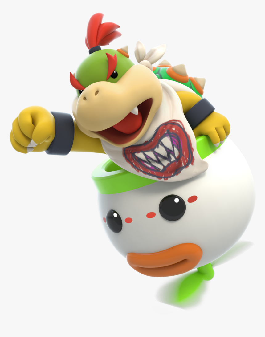 Mario Bros Bowser Jr Hd Png Download Transparent Png