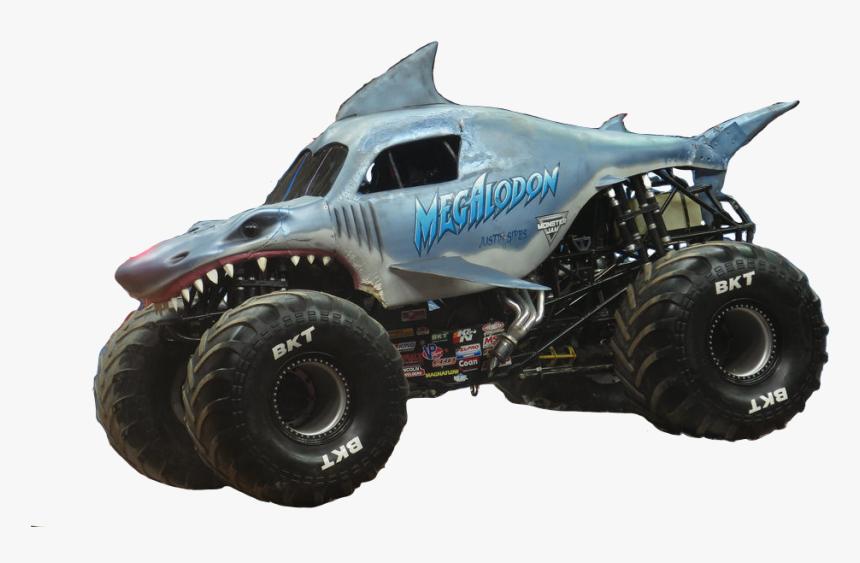 Jam Megalodon Vector Megalodon Monster Truck Png Transparent Png Transparent Png Image Pngitem