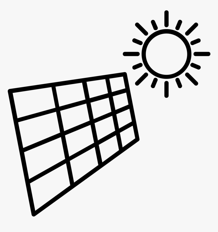Solar Power Solar Panels Solar Energy Clip Art, PNG, 1200x1200px, Solar  Power, Area, Black, Black And