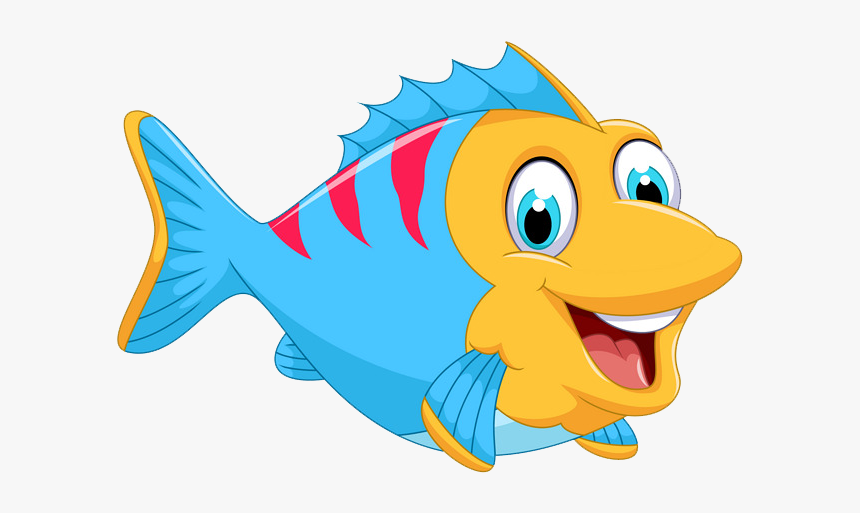 Cute Fish Cartoon Png Transparent Png Transparent Png Image Pngitem